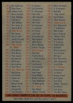 1956 Topps    Checklist Series 1/3 Back Thumbnail