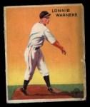 1933 Goudey #203  Lonnie Warneke  Front Thumbnail