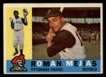 1960 Topps #2  Roman Mejias  Front Thumbnail