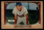 1955 Bowman #56  Billy Cox  Front Thumbnail