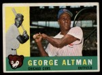 1960 Topps #259  George Altman  Front Thumbnail