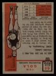 1957 Topps #44  Tom Gola  Back Thumbnail