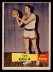 1957 Topps #44  Tom Gola  Front Thumbnail