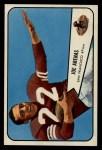 1954 Bowman #30  Joe Arenas  Front Thumbnail