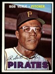 1967 Topps #335  Bob Veale  Front Thumbnail