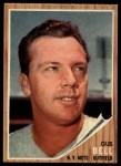 1962 Topps #408  Gus Bell  Front Thumbnail