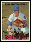 1967 Topps #413  Jerry Grote  Front Thumbnail