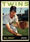 1964 Topps #156  Bill Dailey  Front Thumbnail