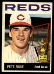 1964 Topps #125  Pete Rose  Front Thumbnail