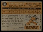 1960 Topps #122   -  Don Dillard Rookie Star Back Thumbnail