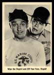 1965 Fleer Gomer Pyle #64   Wipe the Stupid Look Off Your Face Front Thumbnail