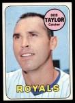 1969 Topps #239  Bob Taylor  Front Thumbnail