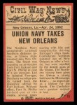 1965 A and BC England Civil War News #16   Direct Hit Back Thumbnail