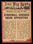 1965 A and BC England Civil War News #19   Pushed to his Doom Back Thumbnail