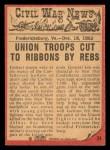 1965 A and BC England Civil War News #34   Wall of Corpses Back Thumbnail