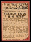 1965 A and BC England Civil War News #23   Crushed by the Wheels Back Thumbnail