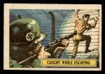 1966 A and BC England Battle #28   Caught While Escaping Front Thumbnail