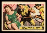 1966 A and BC England Battle #53   Beautiful Spy Front Thumbnail