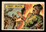 1966 A and BC England Battle #42   Fiery Death Front Thumbnail