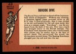 1966 A and BC England Battle #23   Suicide Dive Back Thumbnail
