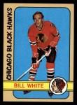 1972 Topps #40  Bill White  Front Thumbnail