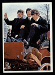 1964 Topps Beatles Diary #56 A George Harrison  Front Thumbnail