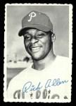 1969 Topps Deckle Edge #26  Rich Allen     Front Thumbnail
