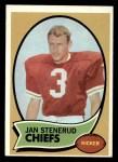 1970 Topps #25  Jan Stenerud  Front Thumbnail