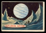 1957 Topps Space Cards #80   Exploring Jupiter  Front Thumbnail