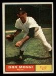1961 Topps #14  Don Mossi  Front Thumbnail