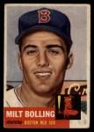 1953 Topps #280  Milt Bolling  Front Thumbnail