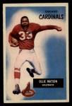 1955 Bowman #25  Ollie Matson  Front Thumbnail
