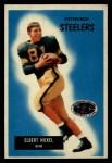 1955 Bowman #124  Elbert Nickel  Front Thumbnail