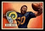 1951 Bowman #113  Bob Boyd  Front Thumbnail