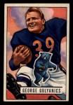 1951 Bowman #121  George Gulyanics  Front Thumbnail