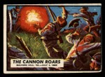 1965 A and BC England Civil War News #28   The Cannon Roars Front Thumbnail
