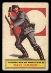 1966 A and BC England Battle #72   The Nazi Army Front Thumbnail