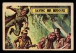 1966 A and BC England Battle #34   Saving His Buddies Front Thumbnail
