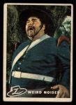 1958 Topps Zorro #56   Weird Noises Front Thumbnail