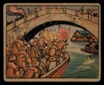 1938 Gum Inc. Horrors of War #59   Chinese Grenadiers Bomb Japanese Launch Front Thumbnail