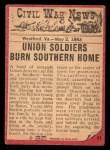 1965 A and BC England Civil War News #41   Protecting his family Back Thumbnail