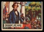 1965 A and BC England Civil War News #2   President Jeff Davis Front Thumbnail
