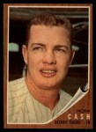 1962 Topps #250  Norm Cash  Front Thumbnail