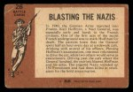 1966 A and BC England Battle #26   Blasting The Nazis Back Thumbnail