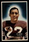 1955 Bowman #85  Joe Arenas  Front Thumbnail