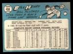 1965 Topps #456  Bill Henry  Back Thumbnail