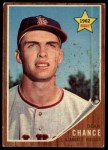 1962 Topps #194 A Dean Chance  Front Thumbnail