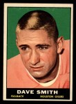 1961 Topps #141  Dave Smith  Front Thumbnail