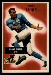 1955 Bowman #4  Dorne Dibble  Front Thumbnail