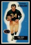 1955 Bowman #99  Fran Rogel  Front Thumbnail